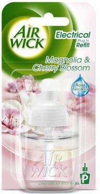 AIRWICK Magnólia a kvety čerešní 19 ml – náplň do elektrického osviežovača vzduchu
