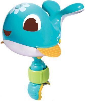 TINY LOVE Cestovní projektor velryba Cody – modrý
