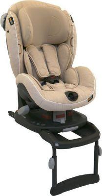 BESAFE Autosedačka iZi Comfort Isofix X3 (9-18 kg) - ivory melange