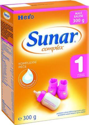 SUNAR Complex 1 (300 g) – kojenecké mléko
