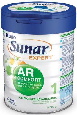 SUNAR Expert AR / AC (700 g) - dojčenské mlieko