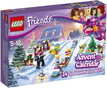 LEGO® Friends 41326 Adventní kalendář