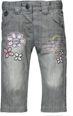 076a3ea5d2e BOBOLI Zateplené dívčí džíny
