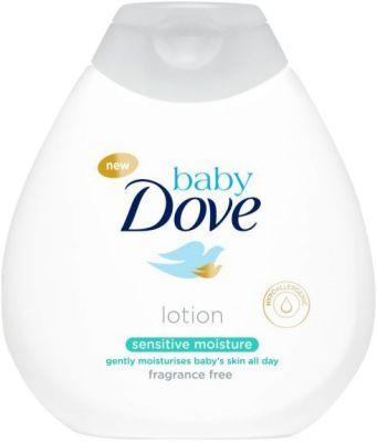 BABY DOVE Sensitive Hydratační tělové mléko, 200 ml