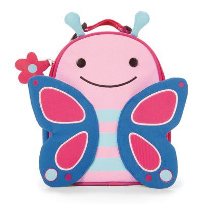 SKIP HOP Zoo batůžek svačinový Motýlek 3+