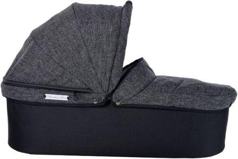TFK Hluboká korba Carrycot Twin Premium Line – Anthracite