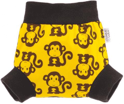PETIT LULU Pull-up svrchní kalhotky XL - Opičky