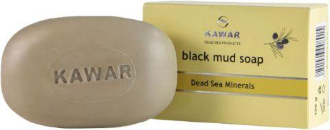 KAWAR Mýdlo s bahnem a minerály z Mrtvého moře (120g)