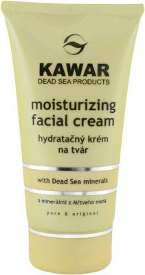 KAWAR Hydratační krém na tvář s minerály z Mrtvého moře (150ml)