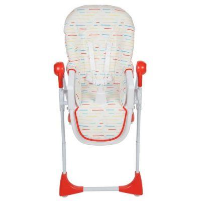 ef421893a2ca SAFETY 1ST Detská jedálenská stolička Kiwi - Red Lines