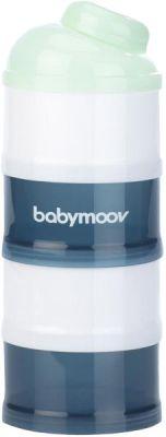 BABYMOOV Dávkovač sušeného mléka – arctic blue