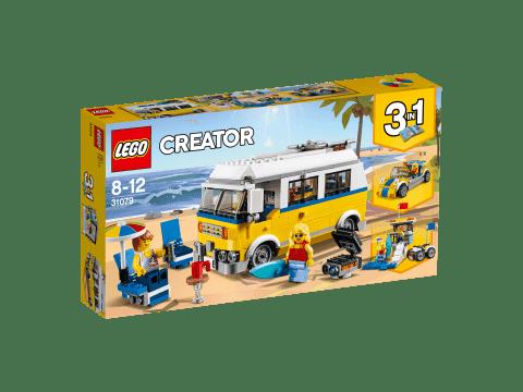 LEGO® Creator 31079 Van surferów