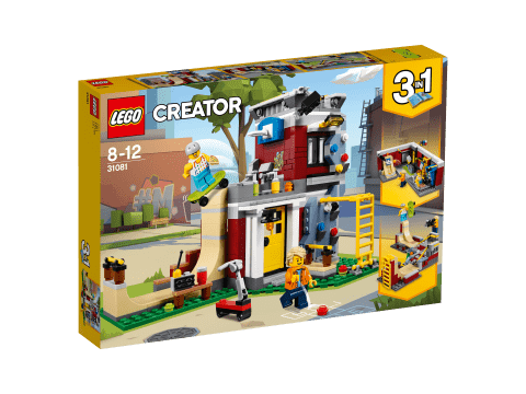 LEGO® Creator 31081 Skatepark