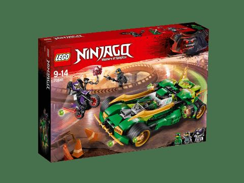 LEGO® Ninjago 70641 Nindža Nightcrawler