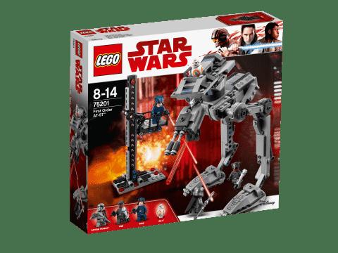LEGO® Star Wars 75201 AT-ST™ Prvního řádu