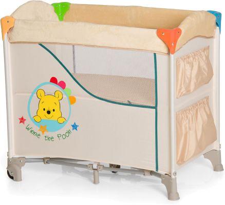 HAUCK Łóżeczko turystyczne Sleep 'n Care – Pooh Ready To Play  2018