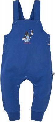 G-MINI Krtek Kalhotky Tepláky s laclem vel. 68, modrá, kluk