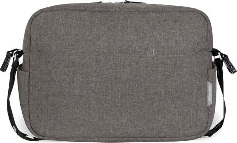 X-LANDER Přebalovací taška X-Bag s podložkou, evening grey