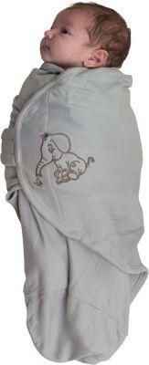 BO JUNGLE Zavinovačka B-Wrap LARGE (6,4 - 10 kg) - Elephant