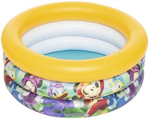 BESTWAY Nafukovací bazén malý Mickey/Minnie, průměr 70 cm, výška 30 cm