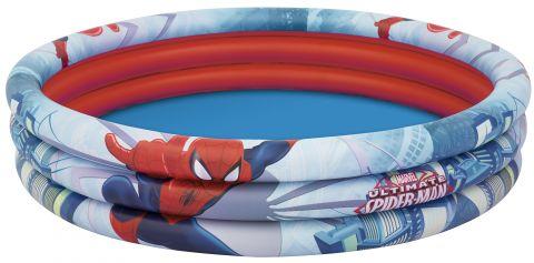 BESTWAY Nafukovací bazén Spiderman, průměr 152 cm, výška 30 cm