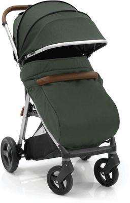 BABYSTYLE OYSTER Zero Śpiworek na nóżki – Olive Green