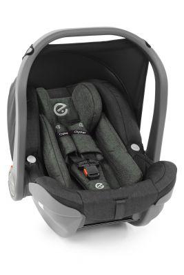 BABYSTYLE OYSTER Carapace autosedačka Infant i-Size (0-13 kg) – Caviar