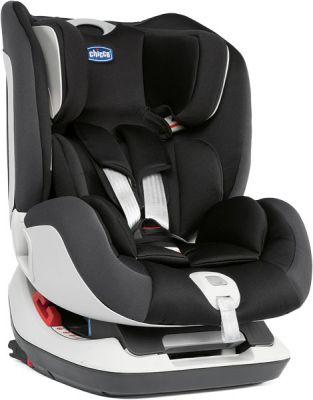 CHICCO Autosedačka Seat UP (0-25 kg) - Jet Black
