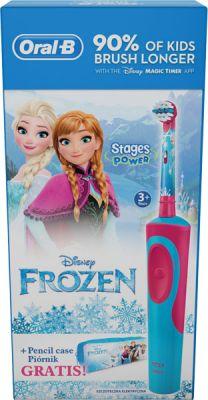 20b968900 ORAL-B Vitality Elektrická zubná kefka + peračník - Frozen   Feedo.sk