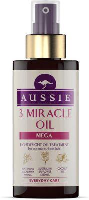 AUSSIE Vlasový olej 3 Miracle Oil Reconstructor 100 ml