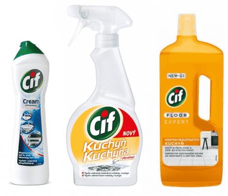CIF Kuchyň - economy pack