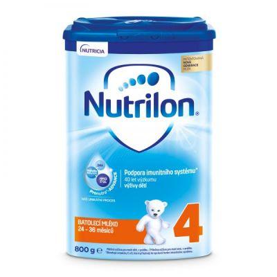 NUTRILON 4 (800g) - kojenecké mléko