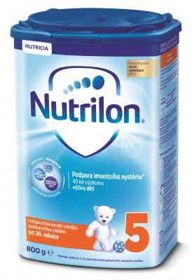 NUTRILON 5 (800g) - kojenecké mléko