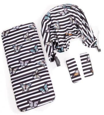 BABY MONSTERS Compact colour pack včetně podložky wings