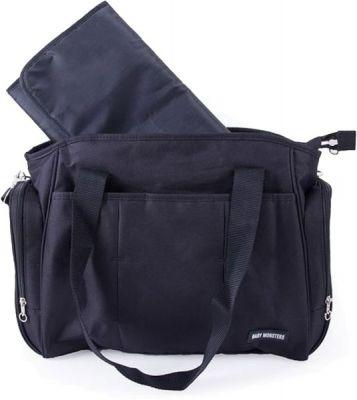 BABY MONSTERS Universal přebalovací taška černá
