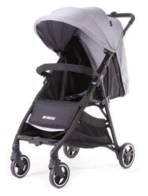 BABY MONSTERS Kuki colour pack tmavě šedý