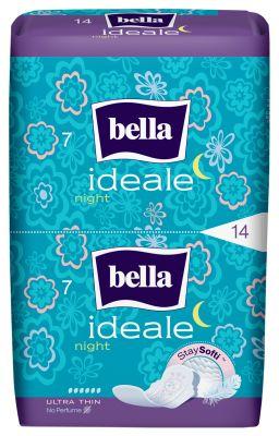 BELLA Ideale Ultra Night Softi hygienické vložky - 14 ks