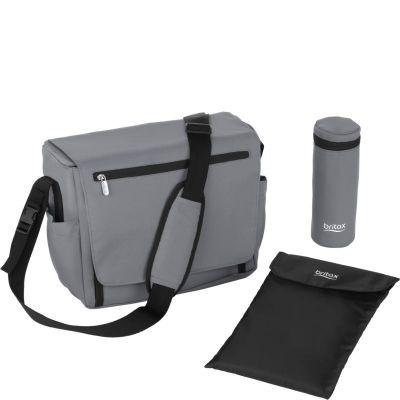 BRITAX Přebalovací taška, Steel Grey 2018
