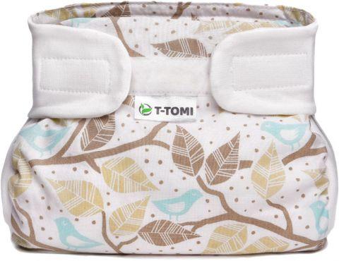 T-TOMI Abdukční kalhotky (3-6 kg) – birds