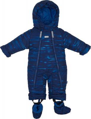 G-MINI Kombinéza zimní kojenecká Bilblo vel. 74, chlapec modrá