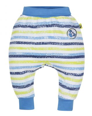 G-MINI Kalhoty do pasu chlapec Opice 80 cm