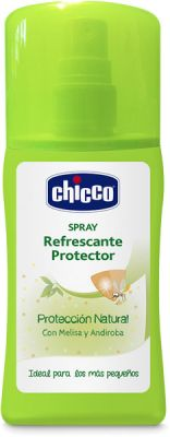 CHICCO Spray proti komárům osvěžující a ochranný, 100 ml
