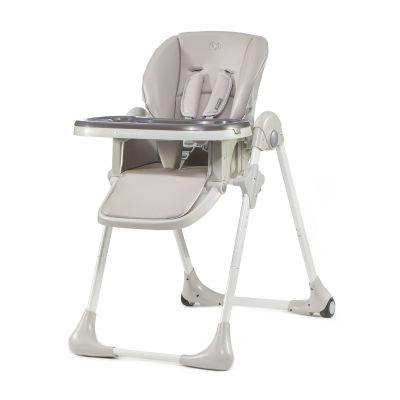 KINDERKRAFT Židlička jídelní Yummy Grey