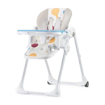 6cd77c23ab88 KINDERKRAFT Detská jedálenská stolička Fini Yummy – Multi