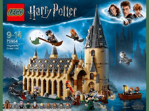 LEGO® Harry Potter Bradavická Velká síň
