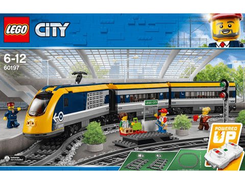 Lego City 60197 Pociąg Pasażerski Feedopl