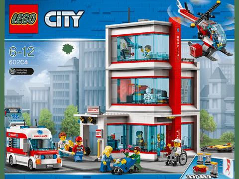 LEGO® City Nemocnice LEGO® City