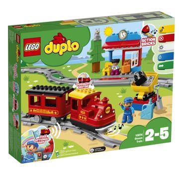 LEGO® DUPLO® 10874 Parní vláček
