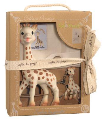 92032b03a3f2 VULLI So Pure Dárkový set Žirafa Sophie Prestige