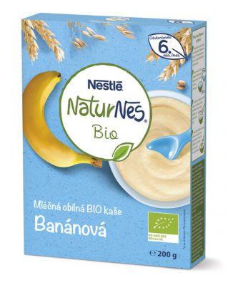NESTLÉ Naturnes Bio Banánová kaše 200 g